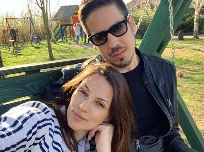 Nikola Rokvić i Bojana Barović