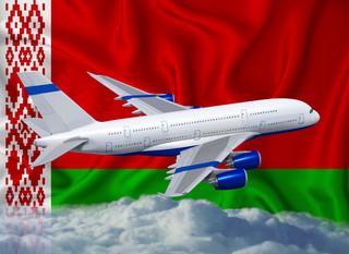 Sankcje na Białoruś: Od połnocy zakaz przelotów przez przestrzeń powietrzną UE