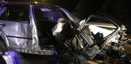 Makabryczny wypadek w Bukowinie Tatrzańskiej. Nieżyje jedna osoba