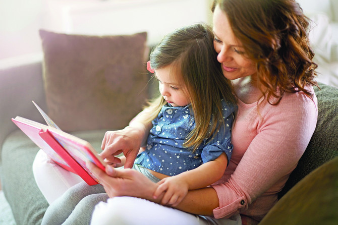 Ljubav prema učenju i književnosti razvija se u najranijem dobu u toplom krilu roditelja, baka i deka