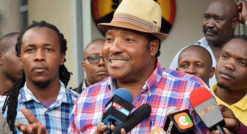 Kiambu Governor Ferdinand Waititu