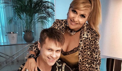 Katarzyna Skrzynecka w Koglu-moglu