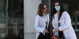 Pacjent z koronawirusem uciekł ze szpitala!
