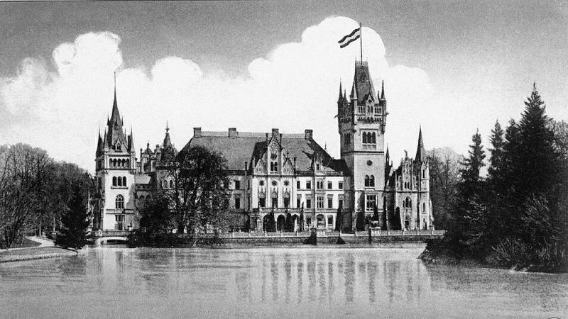 Kopice, pałac Schaffgotschów