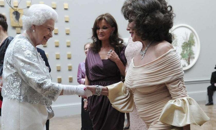 Alexis u królowej