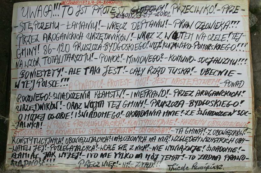 strajk, protest, śmierć, agitacja, zasiłek, Remigiusz Thiede