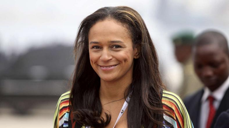 Isabel Dos Santos has an estimated net worth of $2.3 billion