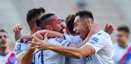 Kuriozalny gol dał Rakowowi zwycięstwo nad Zagłębiem