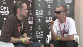 OFF Festival 2012: wywiad z L.U.C. z Kanału Audytywnego