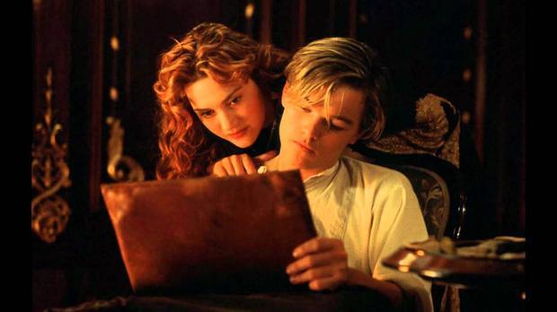 """Titanic"": kadr z filmu"