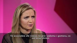 Maja Frykowska-Brzezińska: to co się teraz dzieje, to sodoma i gomora