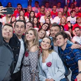 """""""Kocham Cię, Polsko"""": uczestnicy powitają wiosnę"""