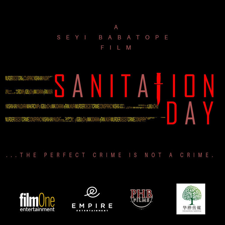 Sanitation day movie [Instagram]