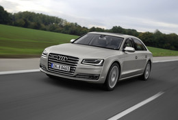 Superluksusowe Audi A8 L