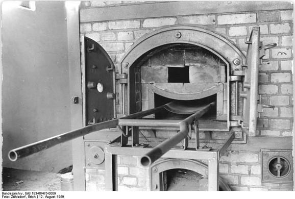 Krematorijum u logoru Ravenzbrik