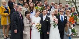 Podwójny ślub Na Wspólnej! Zobacz zdjęcia