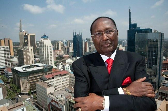 Entrepreneur and Business Mogul, Chris Kirubi