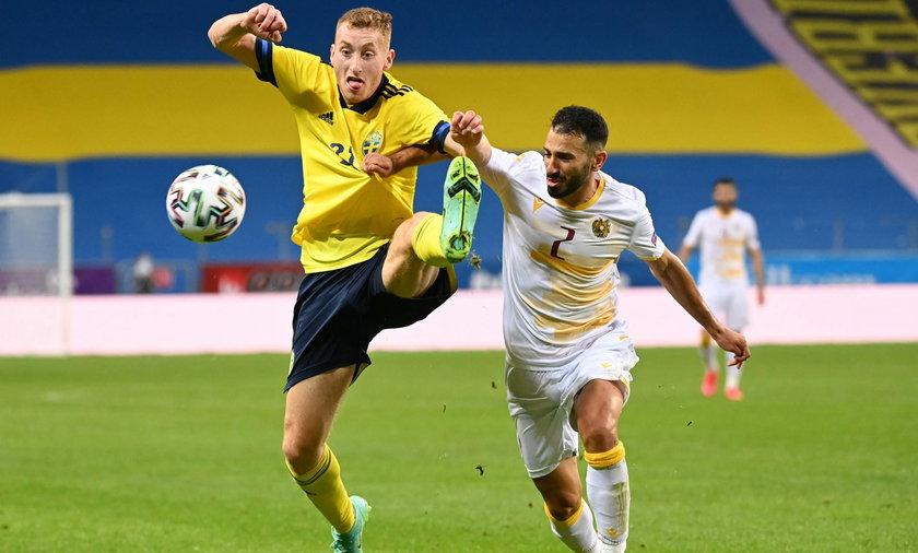 Dejan Kulusevski może dziś zagrać z Polską. Ma coś kibicom do udowodnienia