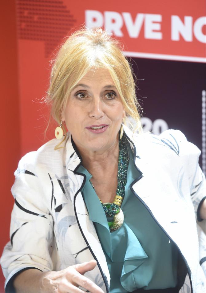 """Ljiljana Lazarević, vlasnica poslastičarnice """"Gala"""""""
