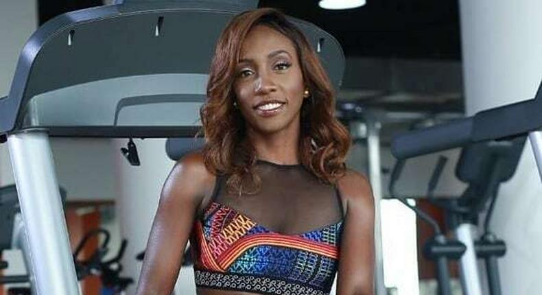 Citizen TV's Yvonne Okwara (collophotography)