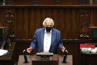 Sejm odrzucił wniosek o odwołanie Terleckiego z funkcji wicemarszałka