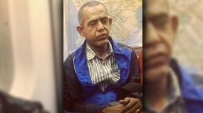 Barack Obama jeździ metrem?
