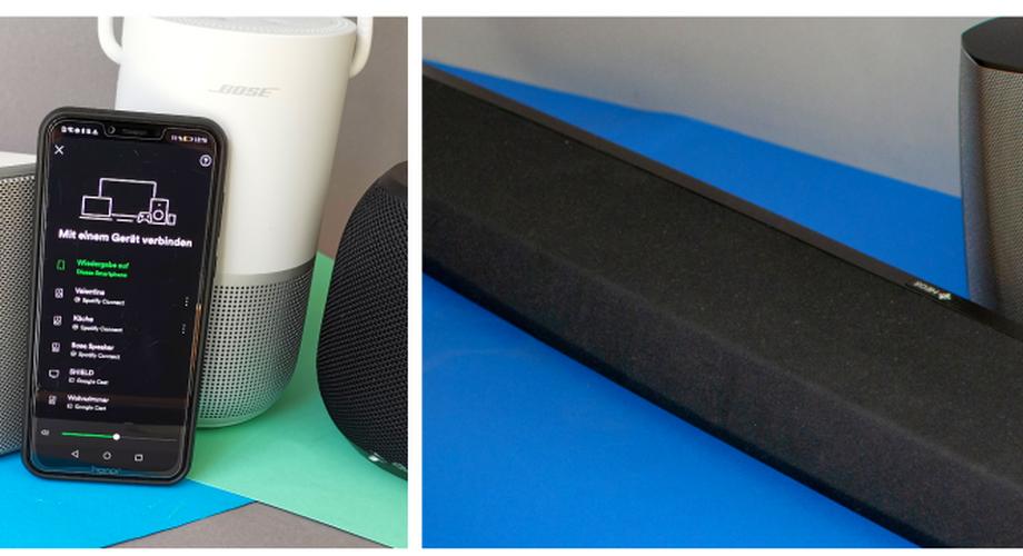 Testsieger Soundbars, Lautsprecher und Multiroom