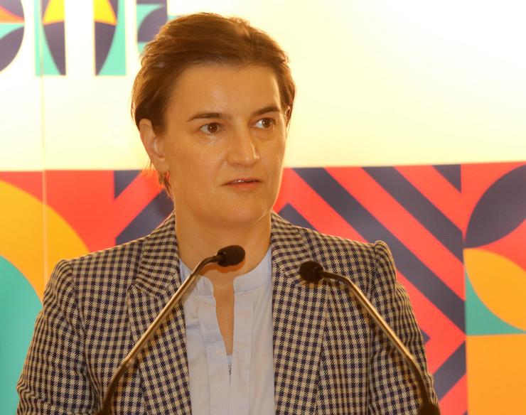 Ana Brnabić, foto Tanjug. J. Pap