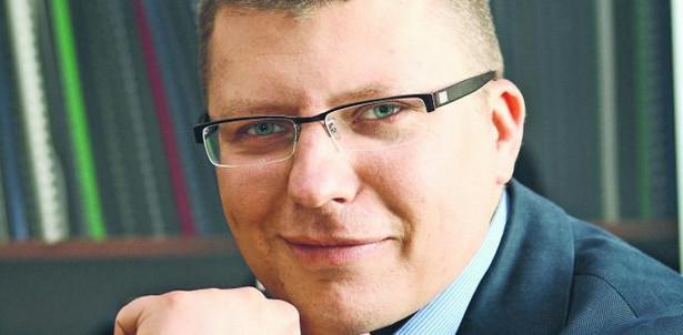 Marcin Warchoł, wicedyrektor Instytutu Prawa Karnego na Uniwersytecie Warszawskim, pracownik zespołu prawa karnego w Biurze RPO