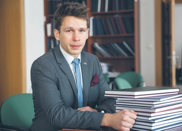 Dr Piotr Lewulis, Katedra Kryminalistyki, WPiA Uniwersytetu Warszawskiego