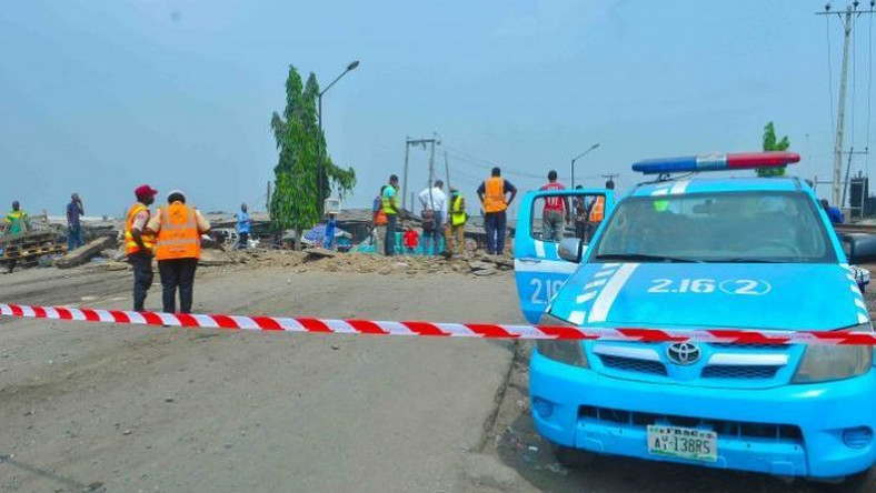 FRSC arrests 776 lockdown offenders in Ogun/Photo used for the purpose of illustration. [pmnewsnigeria]