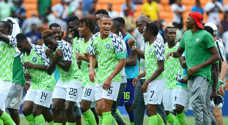 Super Eagles of Nigeria to face Pharaohs of Egypt in 2019 friendly