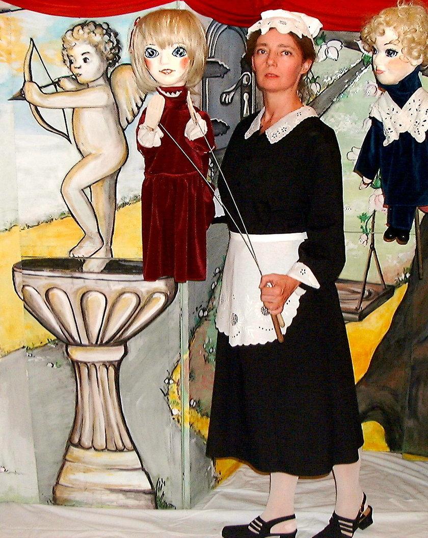 Barbara Sienkiewicz, teatr Gong