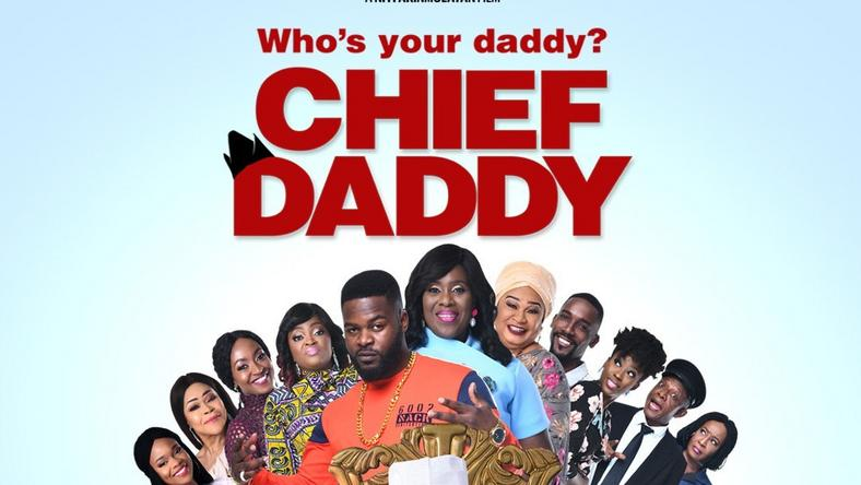 Crew of the movie 'Chief Daddy'