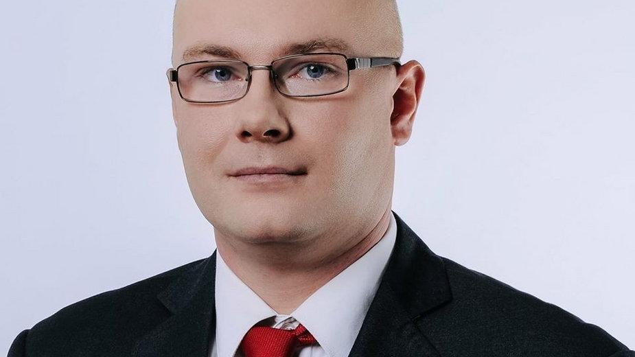 Radosław Łosiński, fot.: archiwum prywatne/Facebook