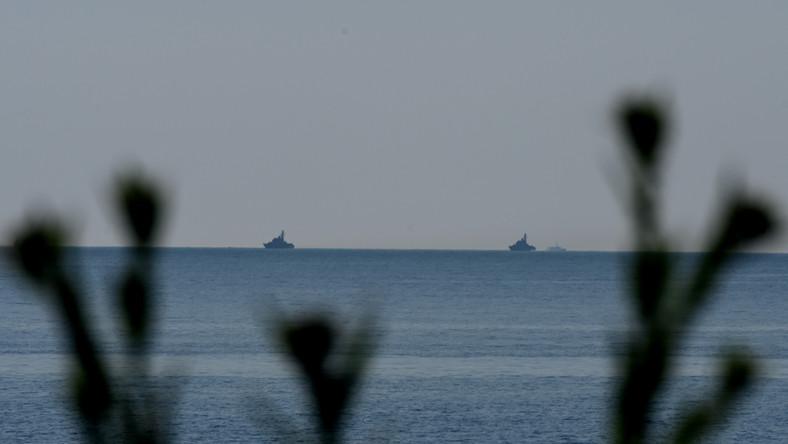 Akcja poszukiwawcza na Morzu Czarnym