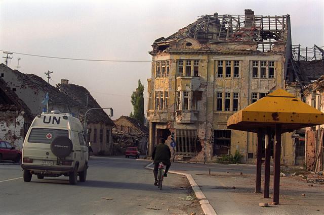 Vukovar 1992. godine