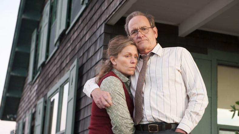"Największym atutem mini serii ""Olive Kitteridge"" jest duet aktorski Frances McDormand – Richard Jenkins"