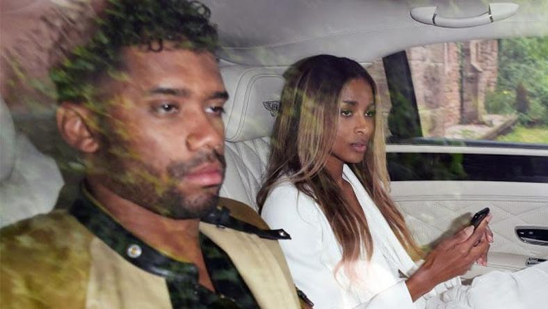 Russell Wilson, Ciara head out for honeymoon