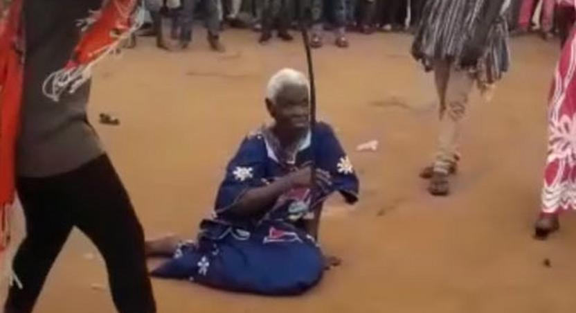 90-year-old woman lynched in Kafaba, Ghana over witch craft accusations