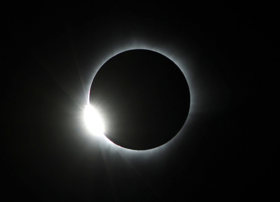 INDONESIA SOLAR ECLIPSE (Solar eclipse in Central Sulawesi, Indonesia)