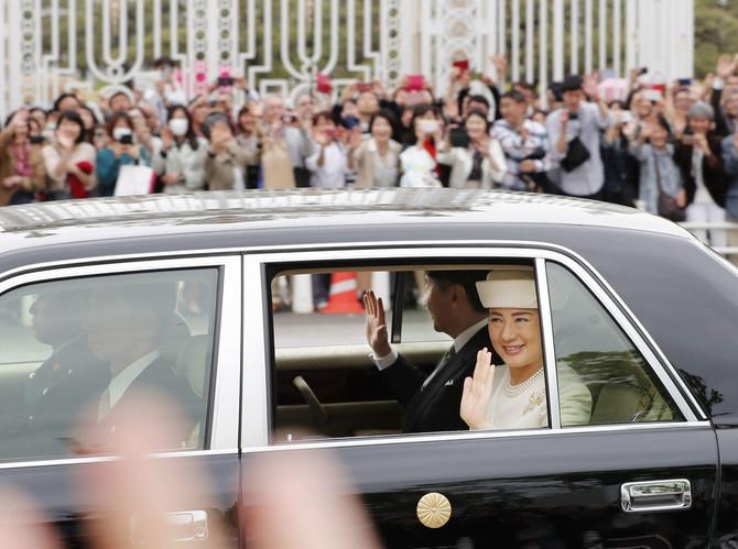 Novi vladari Japana