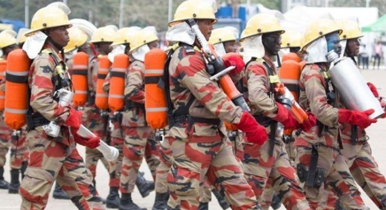 2 Ghananian firefighters who were fired for 'giving life' have been given back their livelihood