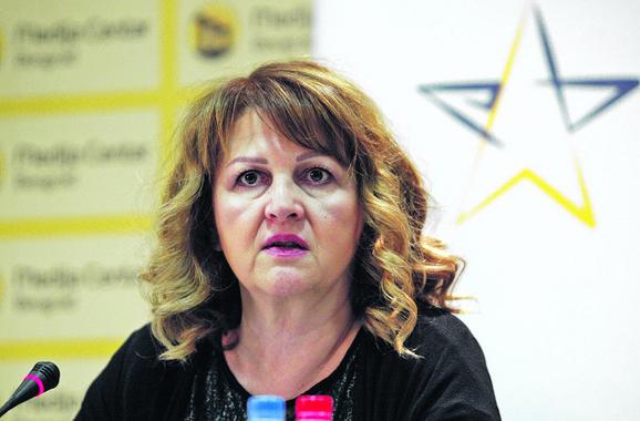 Suzana Grubješić: Ovakva praksa mora da se što pre promeni, ti ljudi treba da se biraju na konkursu po merilima struke, a ne po merilima partije