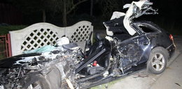 Tragiczny powrót do domu. Zginął 23-letni kierowca