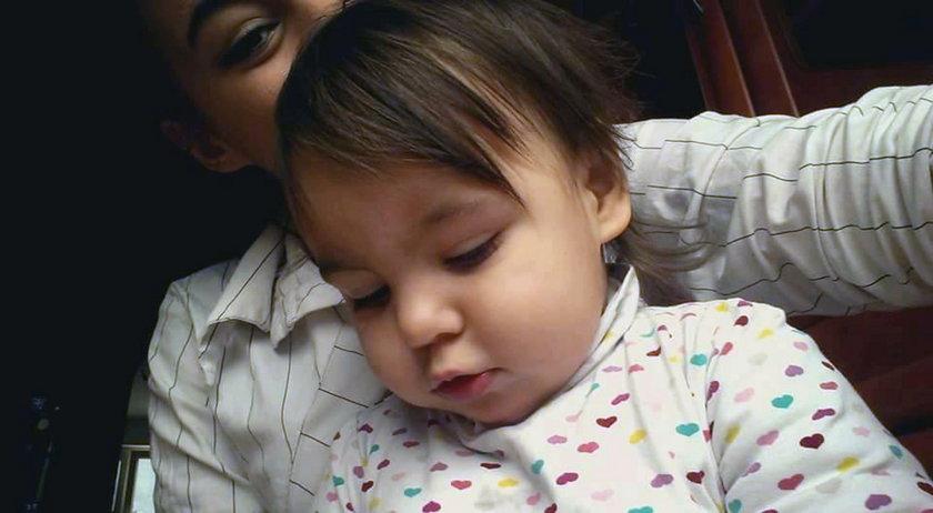 Dwuletnia Arina