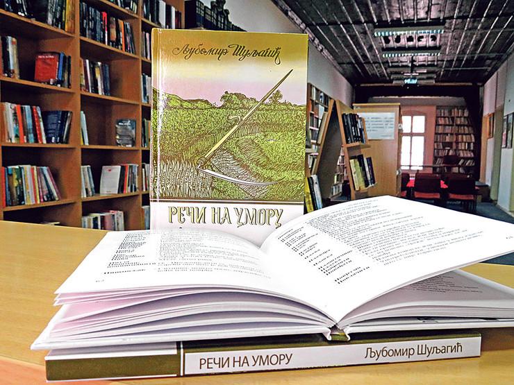 Knjigu je radio po sećanjima na izraze iz detinjstva