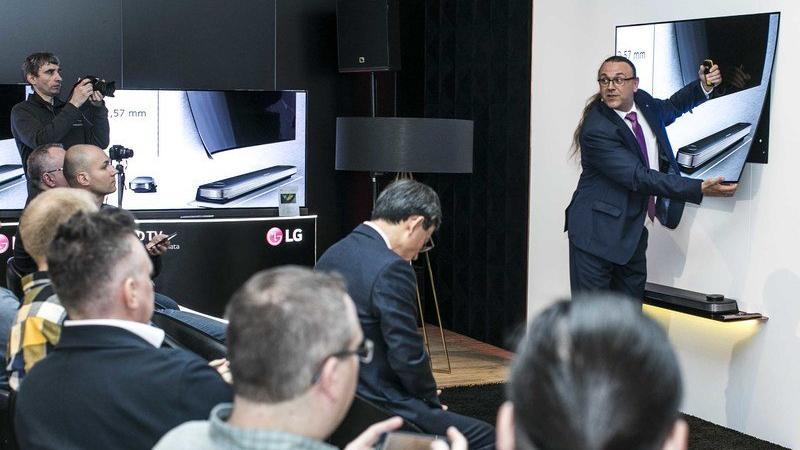 LG prezentuje nowe modele telewizorów