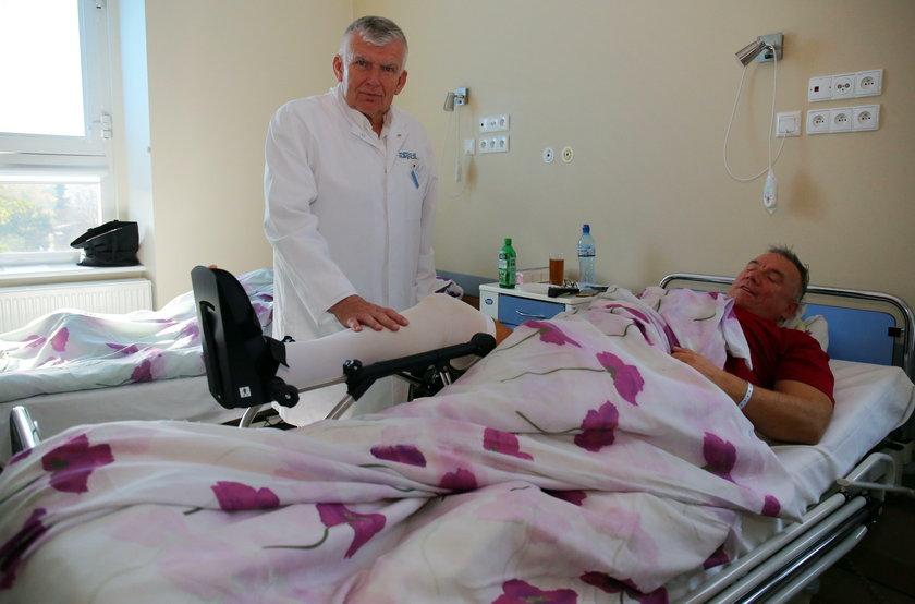 Operacje bez kolejki. Szpital czeka na pacjentów