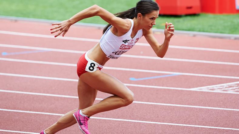 Joanna Jóźwik zdobyła brązowy medal w biegu na 800 metrów podczas rozgrywanych w Zurychu mistrzostw Europy w lekkiej atletyce.